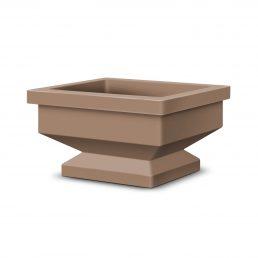 Pedestal---Tan