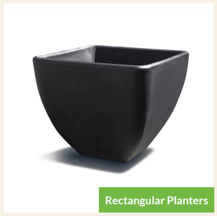 Self Watering Commercial Planters