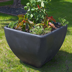 Water Conservation - Self-Watering Planters