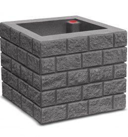 Brickworks Square - Pink Granite