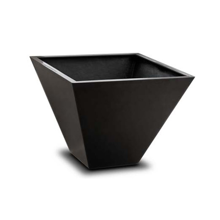 Horizon Self Watering Planter Black