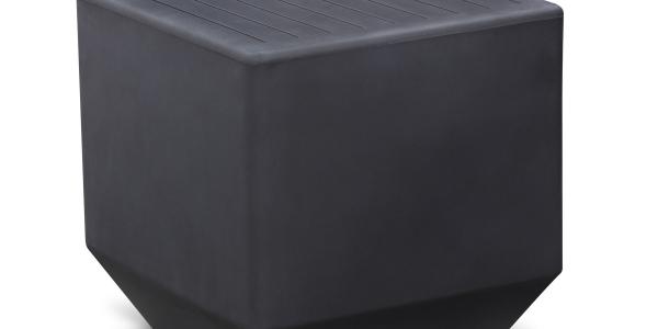 Sunset Square Table – Black