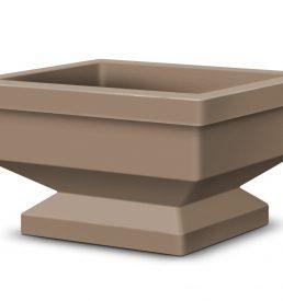 Pedestal - Tan