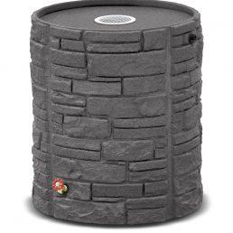 Sierra Stone 110 Rain Barrel - Pink Granite