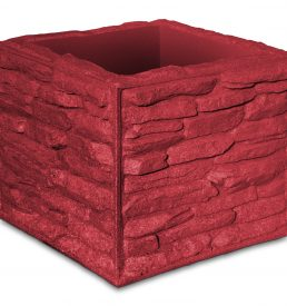 Sierra Stone 30 Square - Red